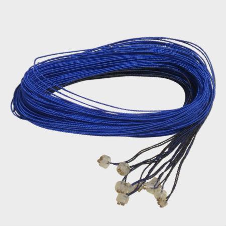 Degenleitung mit Kontaktsockel